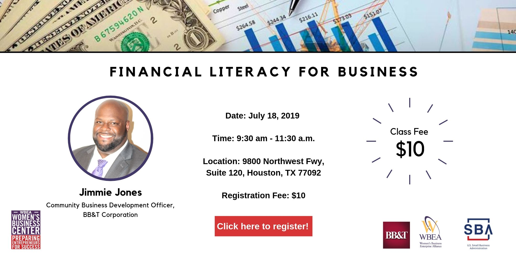 Financial Literacy for Business